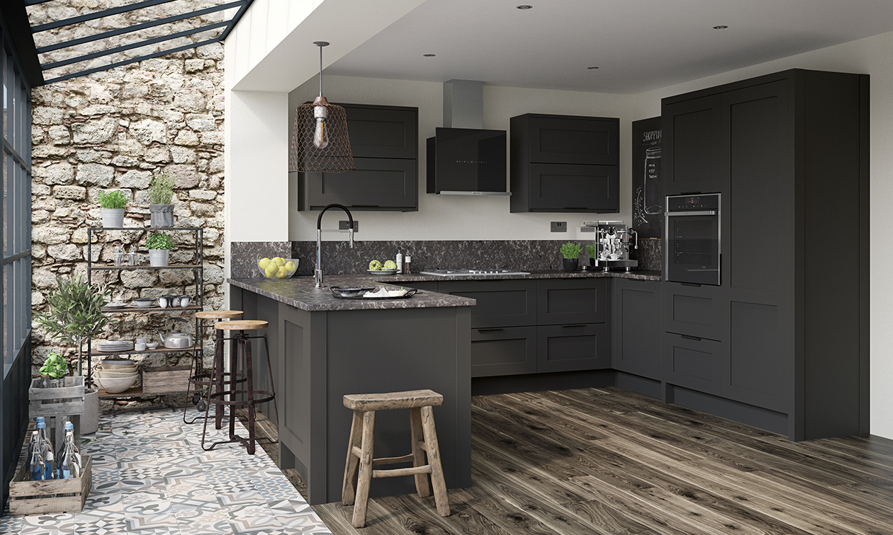 Grey Is Here To Stay Three New Kitchen Colours And How To