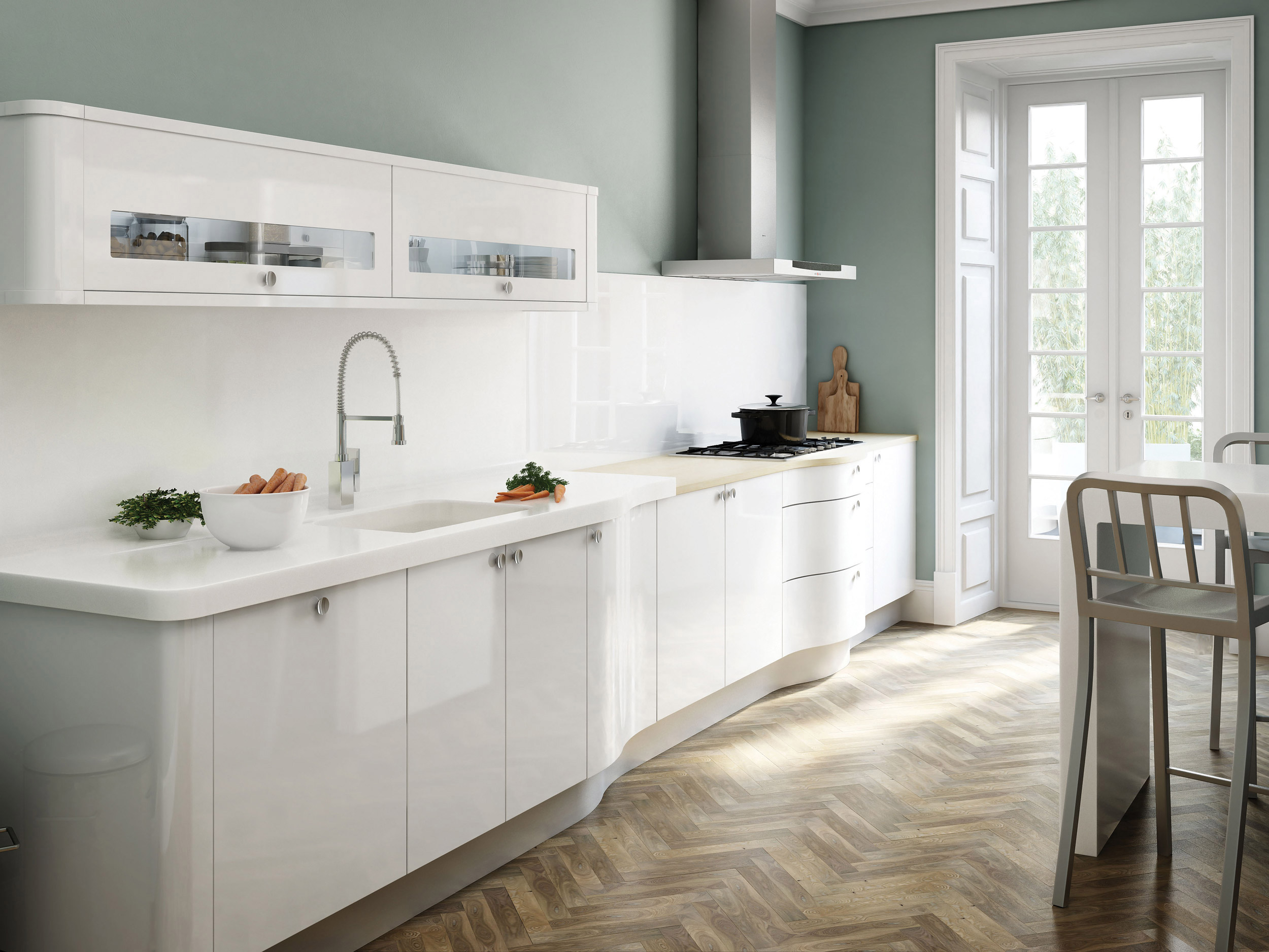 Amazing Kitchens with White Cabinets 2500 x 1877 · 613 kB · jpeg