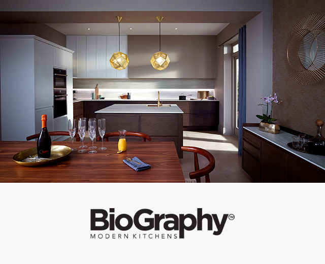 Biography Kitchen